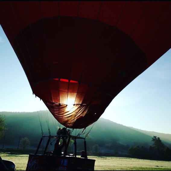 Memories from one of the best days ever #hotairballoon #hotair #hotairballoonride ##balloonride #virginexperiencedays