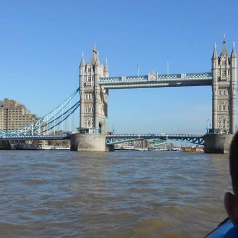 Lovely experience on the Thames Jet #virginexperiencedays