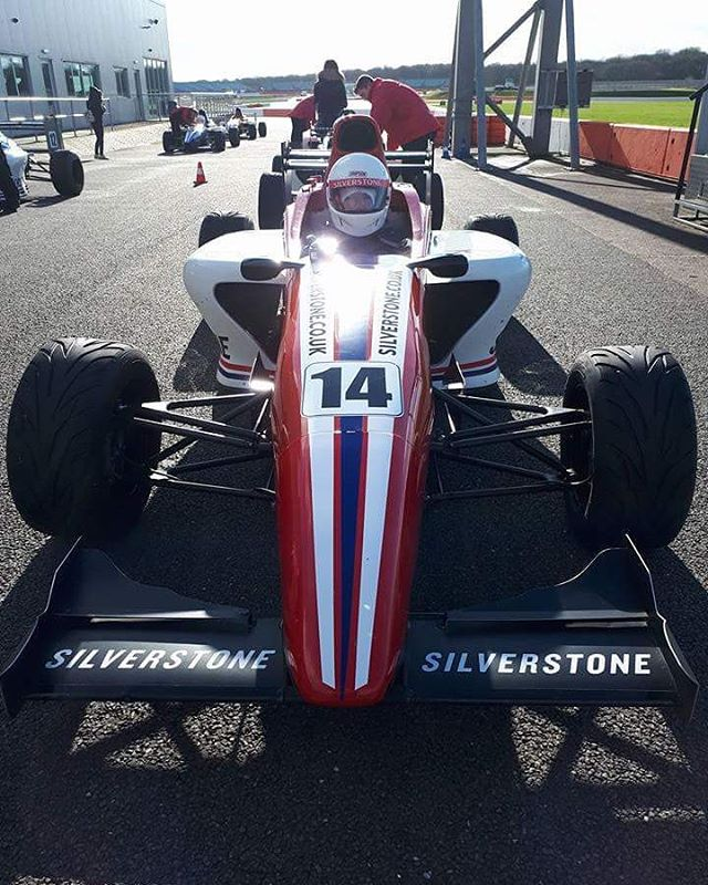 Me during the Formula Silverstone Single Seater Experience, Silverstone @shgphotography86 #motorsport #motorsportphotography #car #carphotography #silverstone #shgp #racing #racingcar #performance #formula4 #sportscars #sport #silverstone #singleseater #pits #formulasilverstone #virginexperiencedays #virginexperience